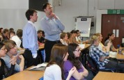 Employability sessions at the University of Bath